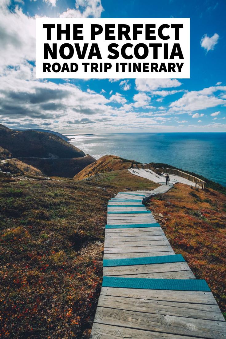 The Perfect Nova Scotia Road Trip Itinerary