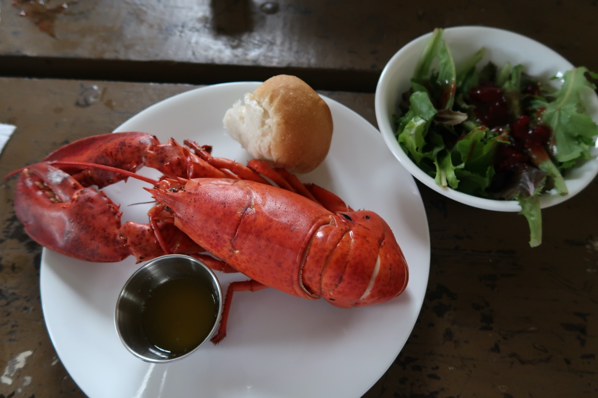 lobster dinner experience on the cabot trail with parks canada