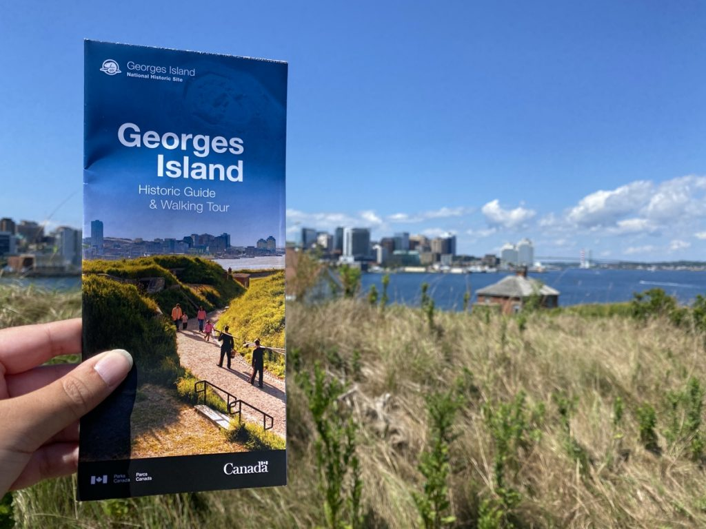 A guide and map to george's island in halifax nova scotia - HOW TO VISIT GEORGE'S ISLAND IN HALIFAX