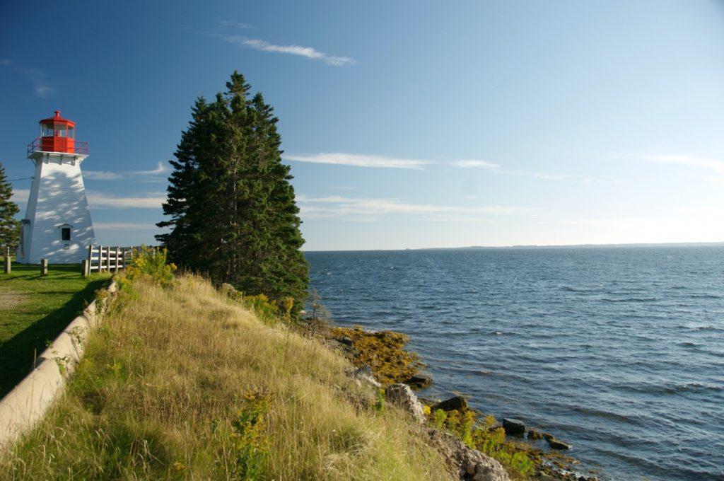 Battery Provincial Park, St. Peter's, Cape Breton Island image credit tourism nova scotia camping in nova scotia