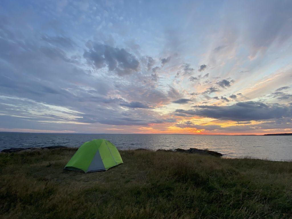 free camping in nova scotia