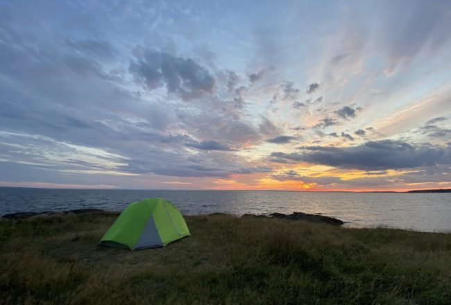 free camping in nova scotia