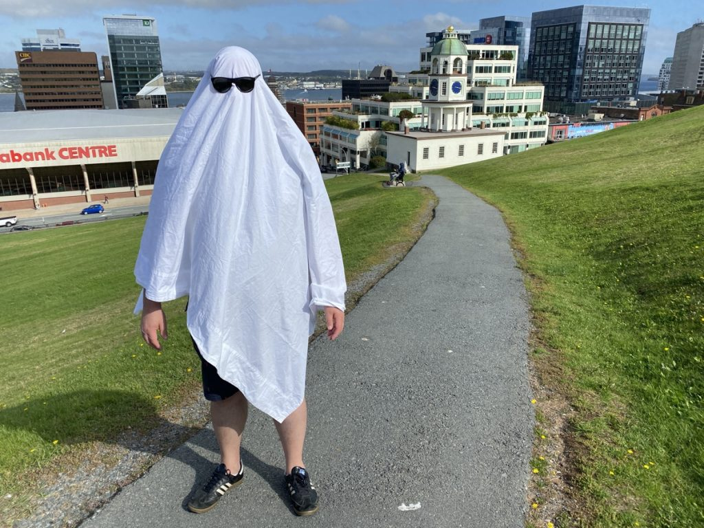 ghost tours of Halifaxs citadel hill national historic site nova scotia