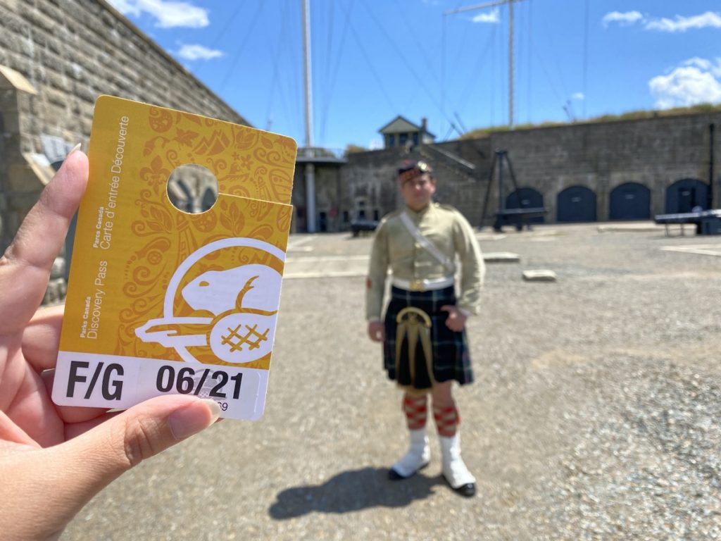 parks canada discovery pass 2021 A GUIDE TO HALIFAX'S CITADEL HILL