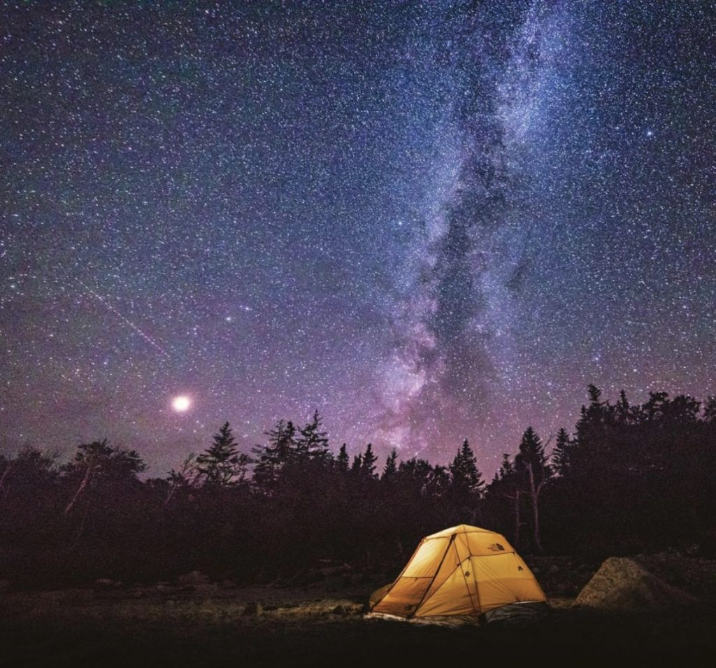 thomas radall campground camping in nova scotia