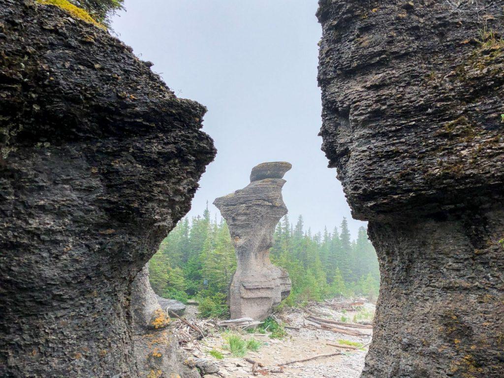 Mingan Archipelago National Park Reserve Campground - Côte-Nord, Quebec