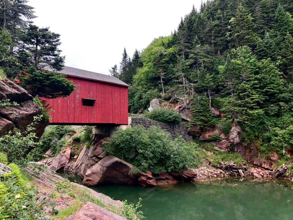 Bay of Fundy - National Park - Wolfe Point