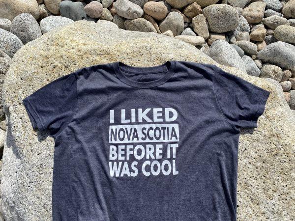 I liked nova scotia before it was cool tshirt 01
