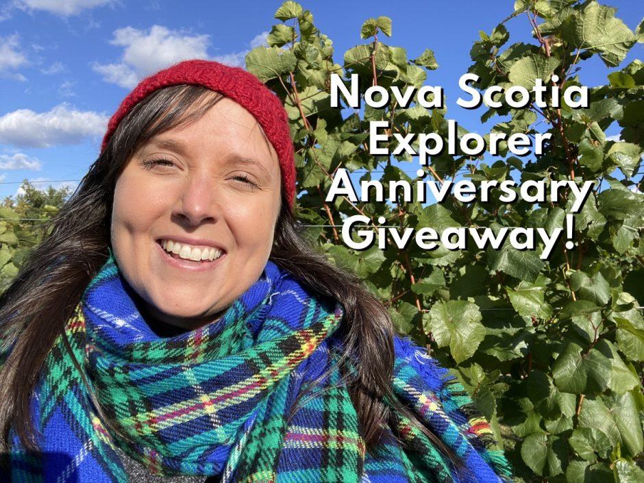 Nova Scotia Explorer Anniversary Giveaway!