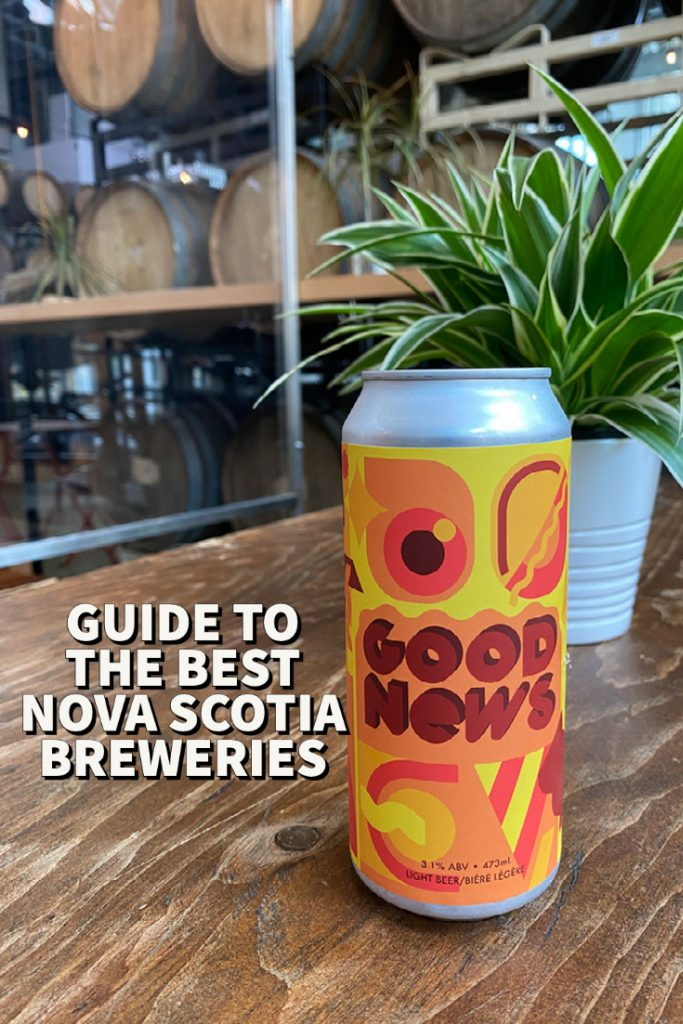 Guide to the best Nova Scotia Breweries