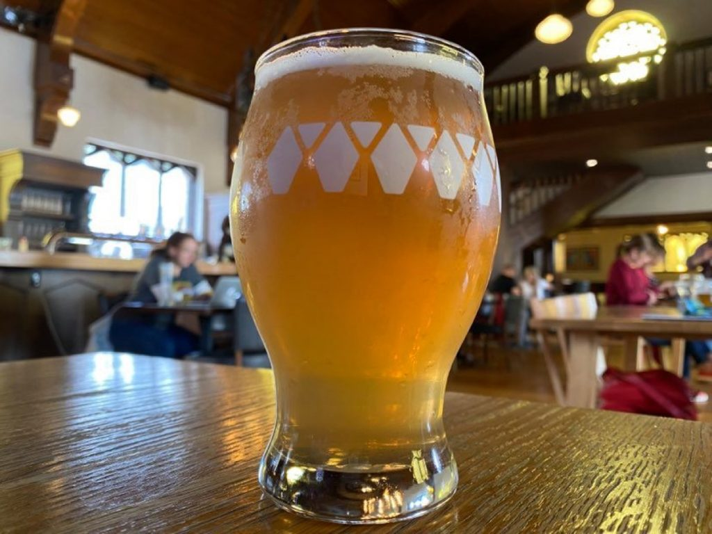 church brewing co beer in wolfville nova scotia breweries