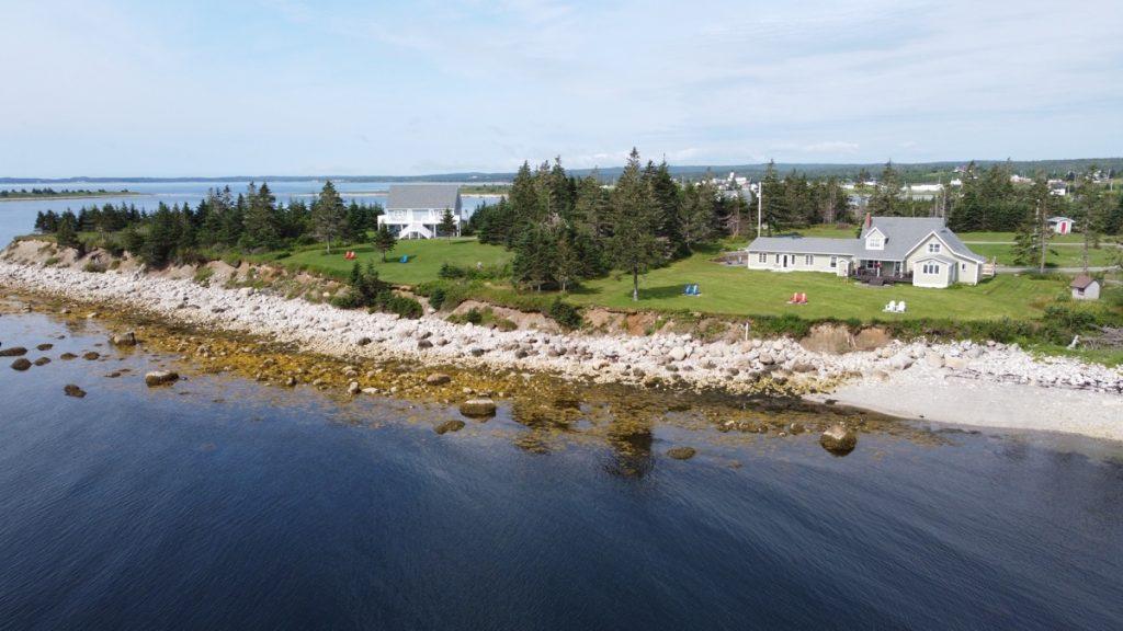 seawind landing country inn charlos cove larrys river nova scotia