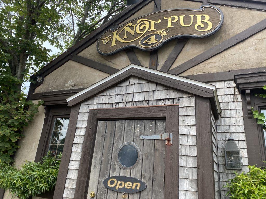 the knot pub restaurant in lunenburg nova scotia